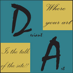 Deviant Art - where your art.. by inside-our-mind