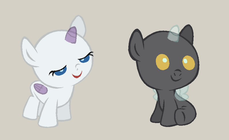 Mlp Base Filly Images & Pictures - Becuo