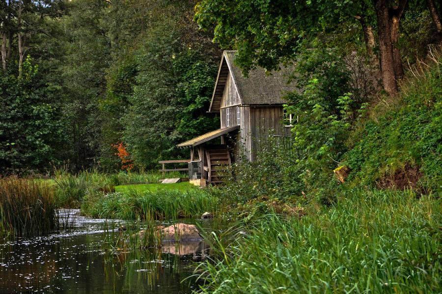 A mill by RavensLane