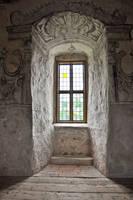 Castle window II by RavensLane