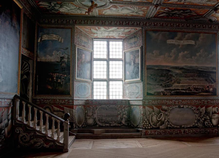 The kings room