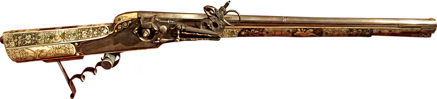 World of War and Peace PUNKAGGEDON - Página 21 Pirate_rifle_by_ravenslane-d572sqw