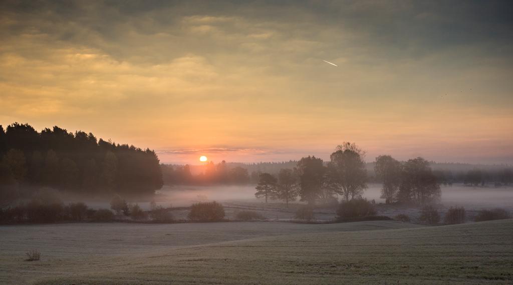 Frosty sunrise by RavensLane