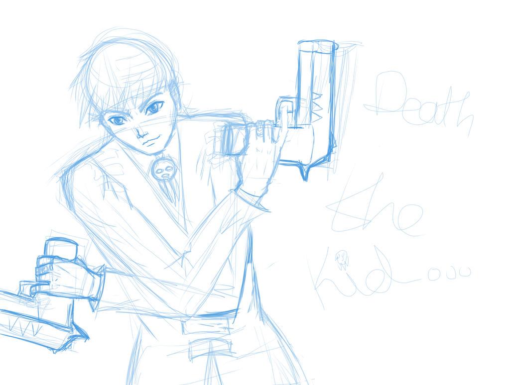 Daily Sketch - 05 by Birdynum-num