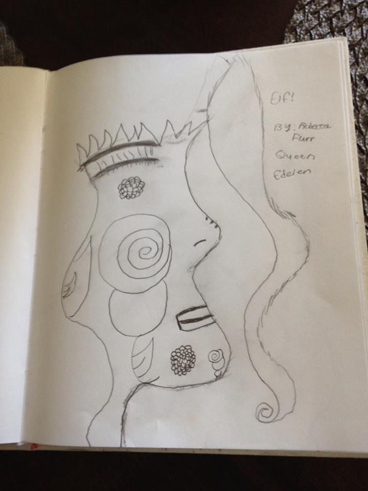 The Elf Queen. by HichiIchi