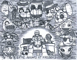 FNAF: I Just Love Kids