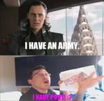 Loki VS. Markiplier: I Have Poof