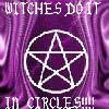 witches do it in circles by darkangelwitch