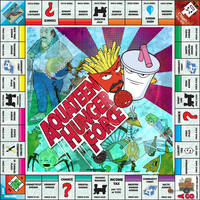 ATHF monopoly by cmattic