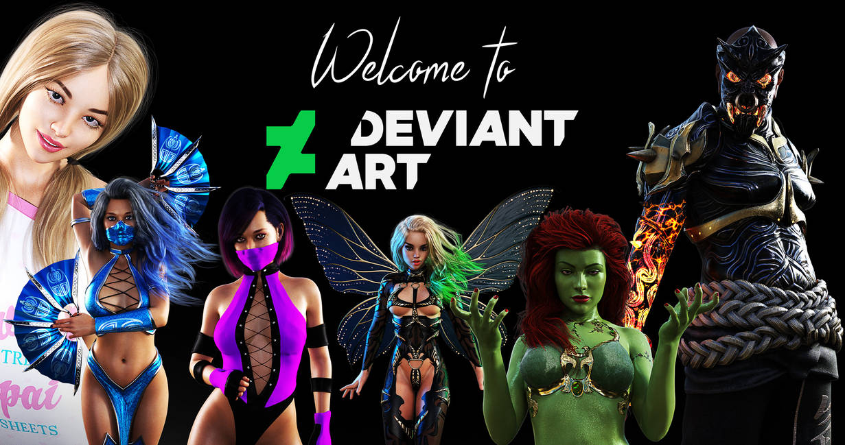 Welcome-to-Deviant-Art