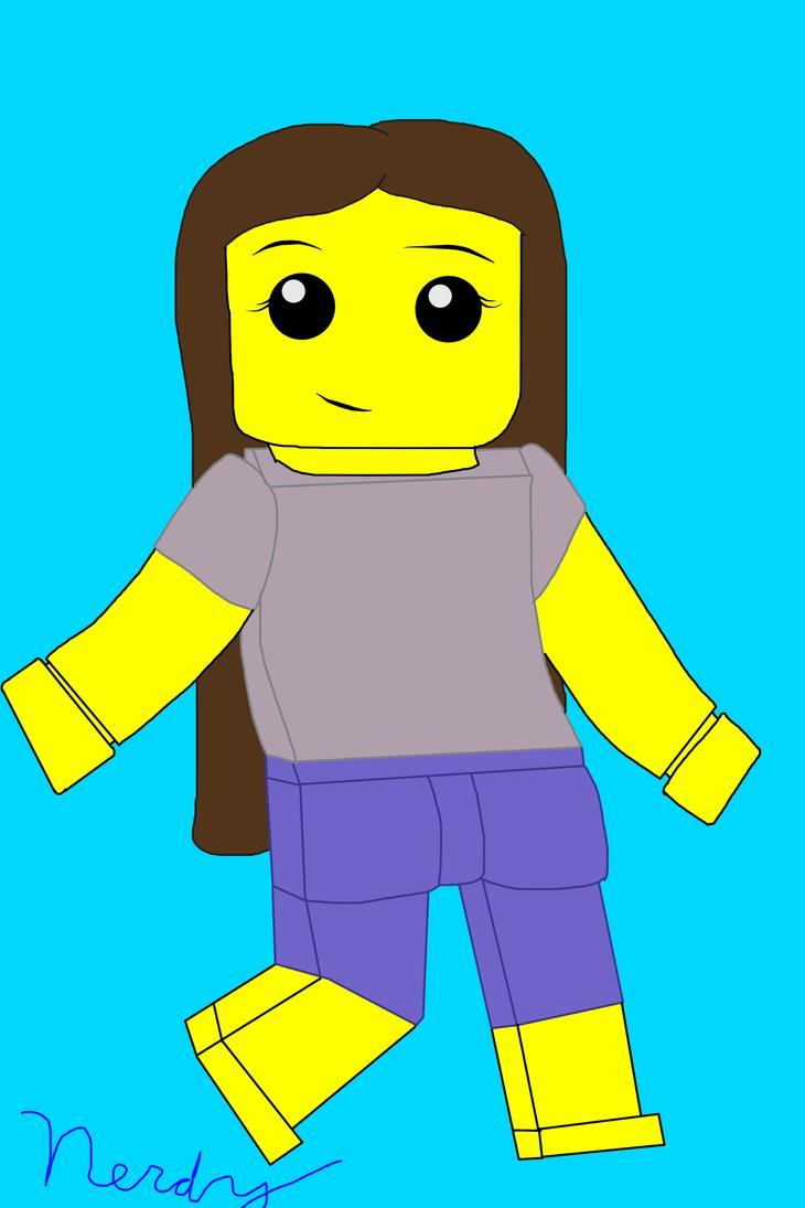 Lego Self by silverninja01