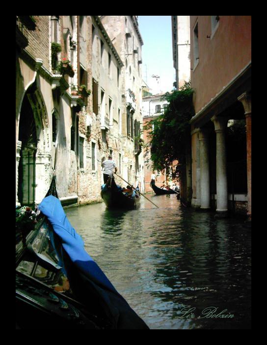 Gondola ride by ConcreteRainx