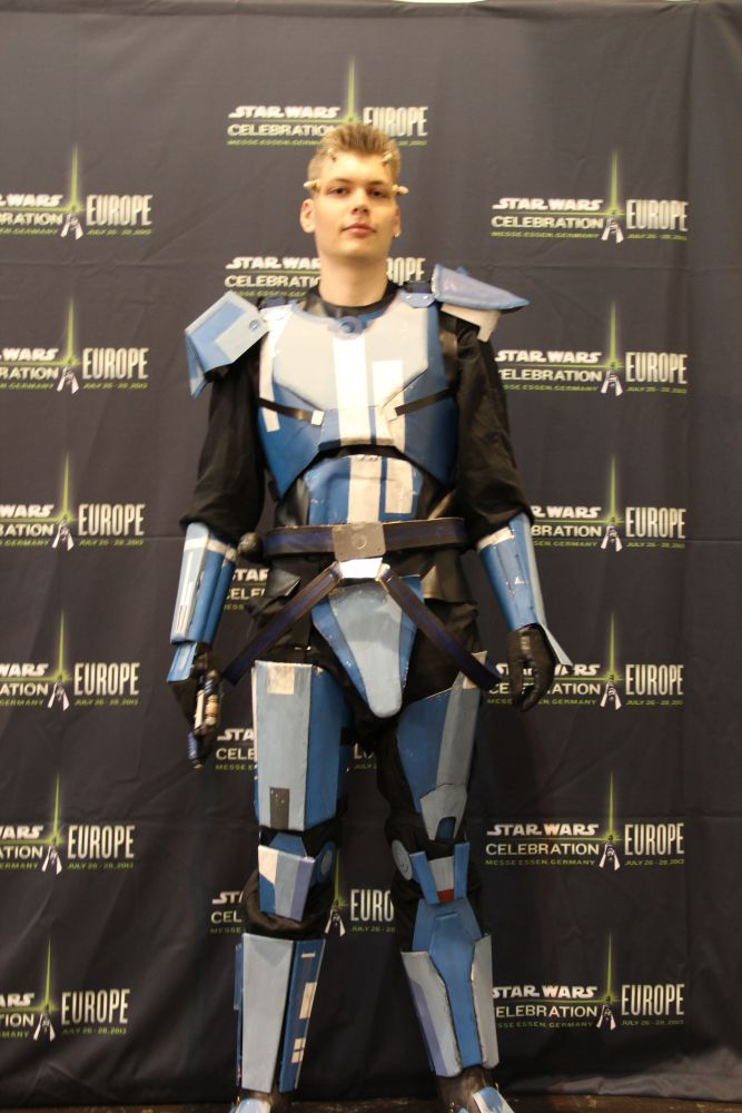 Mandalorian Armor from Star Wars The Old Republic by ...