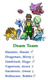 Dream Team by Sir-mitchell