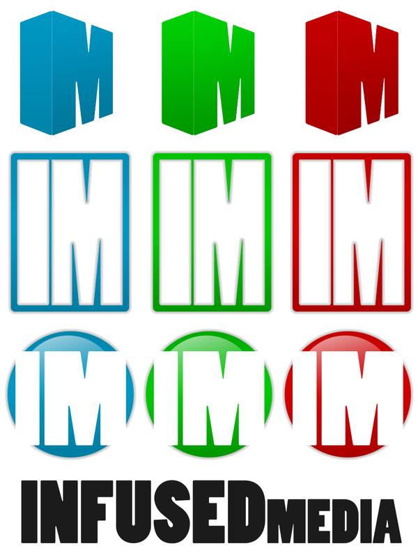 inFusedMedia Logo Type by infinitestudios