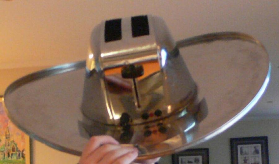 Toaster Hat