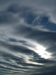 Cerulean Sky - Vertical - 365 by oddyseymx2