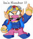 Wario's-A-Number 1