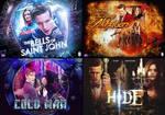Doctor Who Season 7b Movie Posters