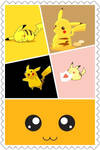 Pikachu Collage