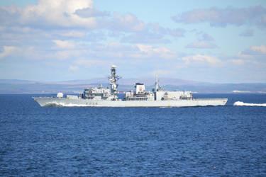 HMS Iron Duke by AlexAAdersen