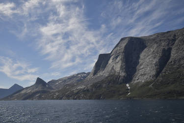 Mountain Fjord