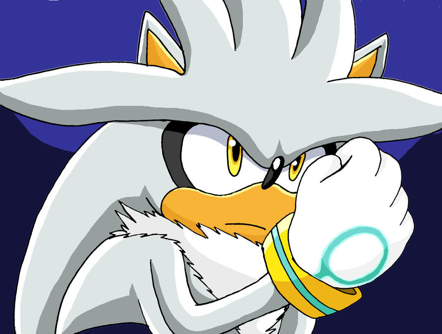 Silver The Hedgehog 2 By Denny-Art13 On DeviantArt