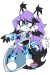 PC: Sapphire The Lynx-Cat