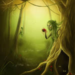 Dryad forest