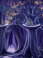 Lothlorien by Ivelena