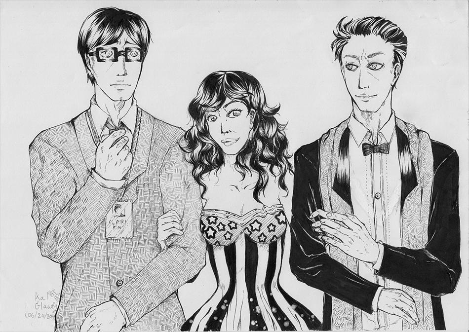 Bruce Wayne Clark Kent By Alisonguizar Deviantart – Migliori Pagine