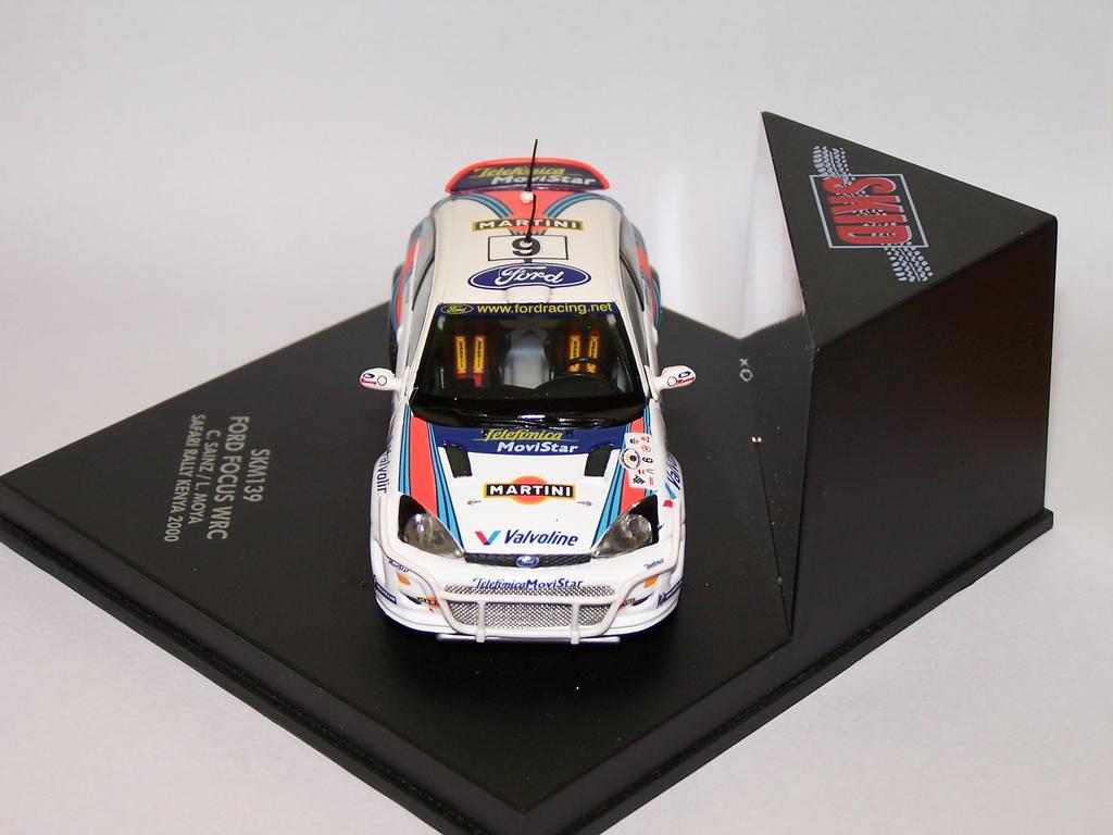 FORD FOCUS WRC by fueledbyfreestock