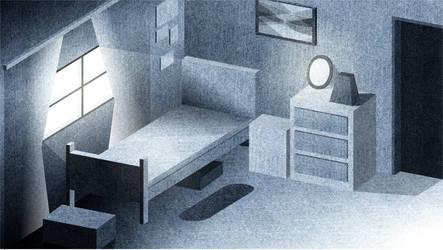 Denim Room by vaguener