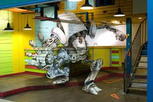 Robot by TSFcrew
