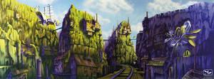 miyazaki tribut by TSFcrew