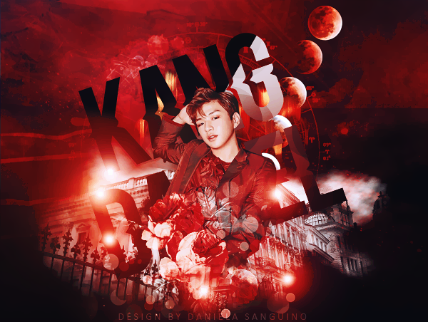 +Kang Daniel | Edition | by danalol16