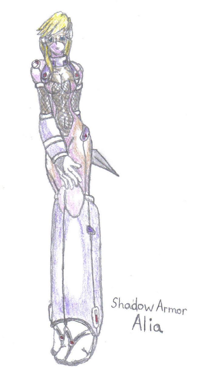 Shadow Armor Alia by TheGloriesBigJ