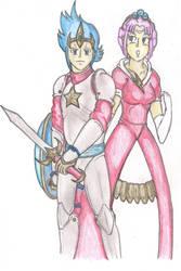 Monster World RPG by TheGloriesBigJ