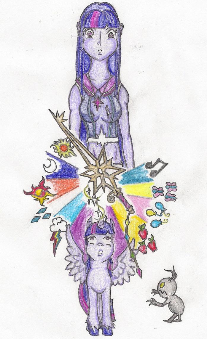 Kingdom Hearts Equestria by TheGloriesBigJ