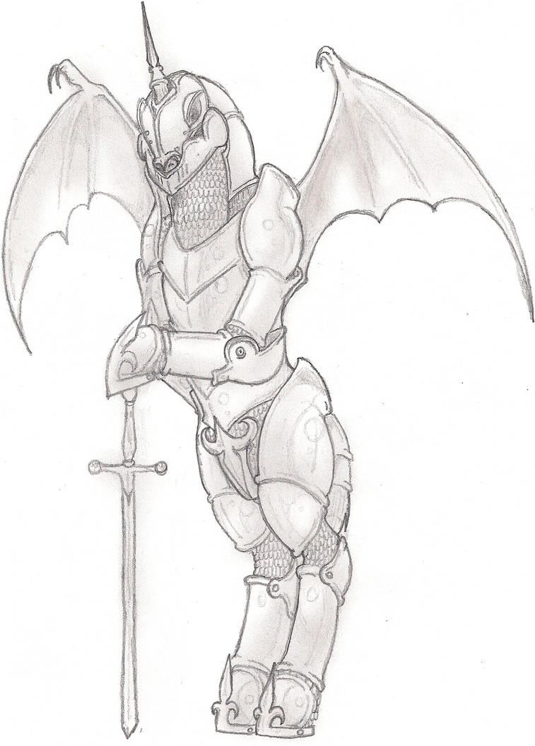 The Knight Colt by TheGloriesBigJ
