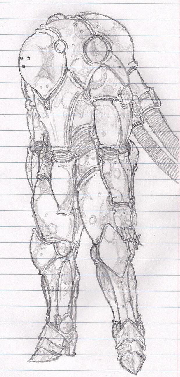 Prototype Armor Class by TheGloriesBigJ