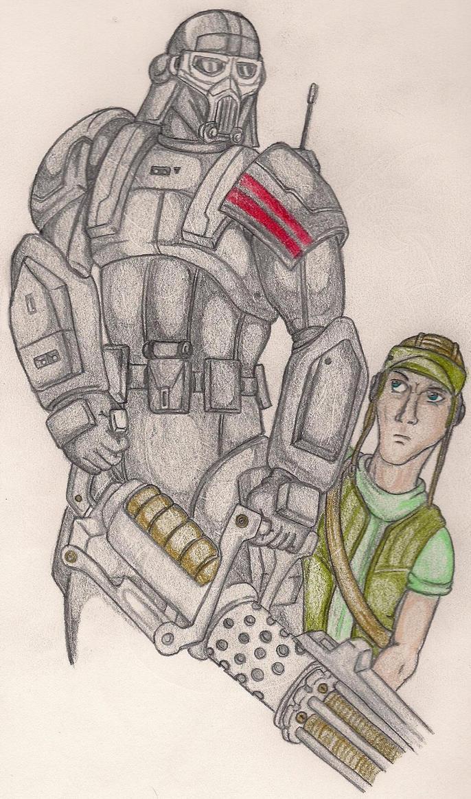 Sandvich Trooper by TheGloriesBigJ