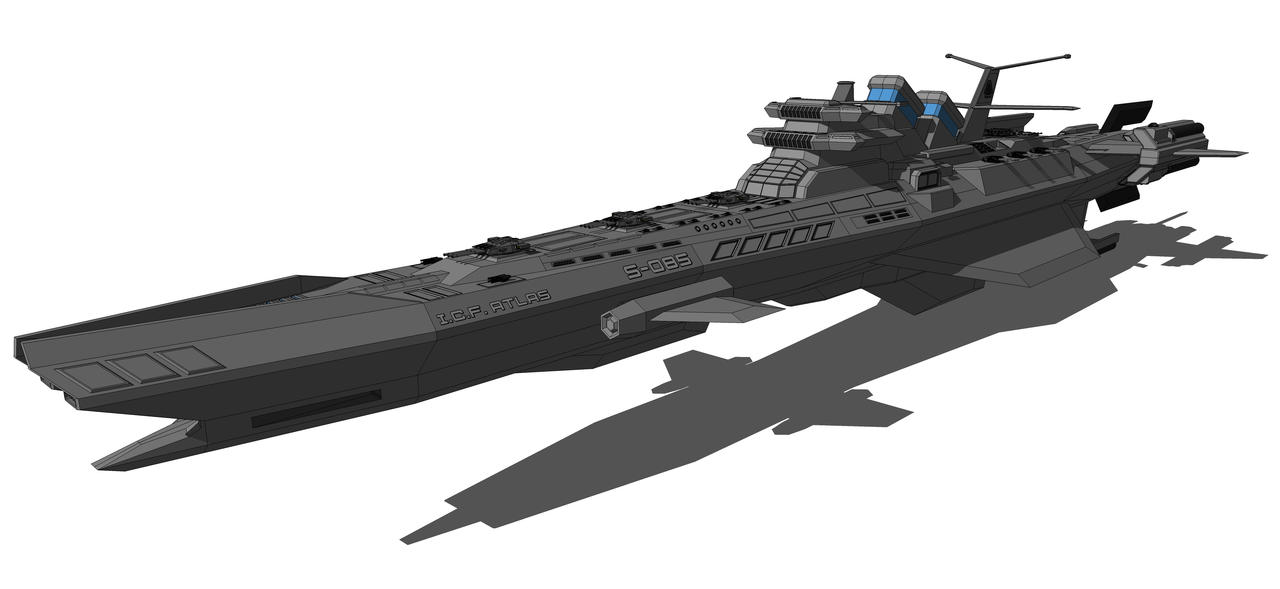 Icf Dn064 Atlas Dreadnought Preview By Valkyriadawg On