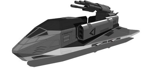 SHB-92 Juggernaut MkII PREVIEW by ValkyriaDawg