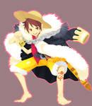 One Piece_Luffy