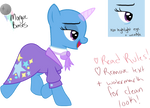 MLP Base 1- Adulting Student Counselor! by morguebases