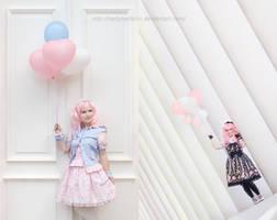 Sweet Lolita Heaven by harlyharlekin
