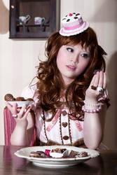 Melty Chocolate II by harlyharlekin