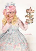 Sweet Carousel by harlyharlekin