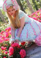 Lady of Roses II by harlyharlekin